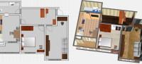 Примеры мебелирования